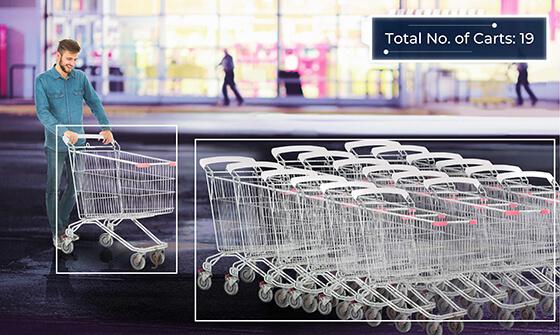 shopping cart deep learning